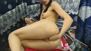 Wmaf_couple's Kitty Fisting Self First Time. On Stripchat Second View