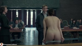 Cuck Queen Jennifer Lawrence Strips Naked Dominating Pathetic Submissive Bi