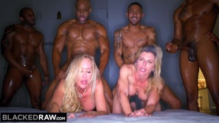 BLACKEDRAW These Two Wives Needed More Than The Usual Monthly BBC