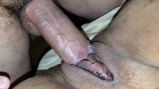 Fat Creamy Pussy Gets Fucked